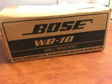 Bose WB-10 Wall Bracket