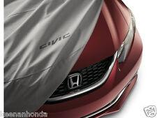 Genuine OEM Honda Civic 4Dr Sedan Car Cover 2013 - 2015
