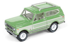 JOHNNY LIGHTNING 1/64 1979 CG INTERNATIONAL SCOUT DIECAST CAR JLCG005-B GREEN