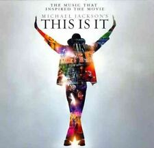 Michael Jackson - This Is It (Original Soundtrack) (2xCD)  FREE UK P+P .........