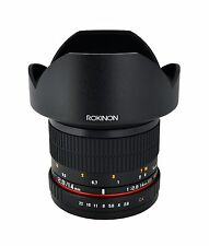 Rokinon 14mm F2.8 Super Wide Angle Lens for Pentax Digital SLR