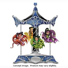 Enchanted Dreams Carousel Musical Dragonling Fairy Jasmine Becket-Griffith