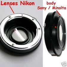 Adattatore corpo Sony Minolta AF a obiettivo Nikon - ID 2806