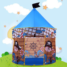 Pirate Princess Castle Play House Large Indoor/Outdoor Kid Play Tent As Gift