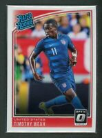 2018-19 TIMOTHY WEAH PANINI DONRUSS OPTIC RATED ROOKIE RC #198