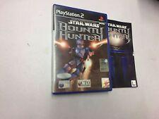 STAR WARS BOUNTY HUNTER PS2 PLAYSTATION 2 PAL  USATO