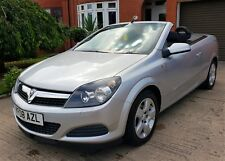 VAUXHALL ASTRA 1.6 i TWINAIR AIR TWIN TOP 2DR CONVERTABLE 2008
