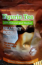 New - Natural Weight Loss and Detox Figurin Tea , Cleanse Body.
