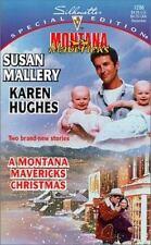 A Montana Mavericks Christmas Married in Whitehorn SE Paperback Novel Romance