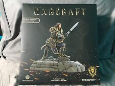 Swordfish Tech Warcraft, Lothar Statue Phone Charging Dock - Warcraft Movie