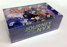 Magic the Gathering Journey Into Nyx Japanese Booster Box FACTORY SEALED