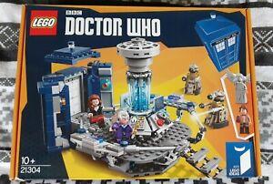 BRAND NEW SEALED DOCTOR WHO LEGO IDEAS SET 21304