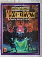 AD&D Advanced Dungeons and Dragons 2nd Edition Menzoberranzan Box Set TSR