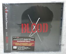 Acid Black Cherry Acid BLOOD Cherry 2017 Taiwan Ltd CD+DVD (Janne Da Arc yasu)