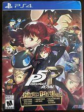 Nueva persona 5 Royal Phantom ladrones Edition (PS4) Playstation 4