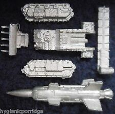 1997 Epic Imperial Guard Deathstrike Missile Launcher Citadel 6mm 40K Warhammer