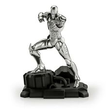 Royal Selangor Marvel Collection Pewter Limited Edition Iron Man Statue FBA Gift