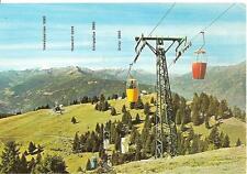 Avelengo - Merano 2000  -  Cabinovia verso Gruppo Ortles