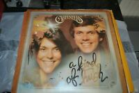 THE CARPENTERS   A KIND OF HUSH    LP     A&M RECORDS   AMLK  64581  INSERTS