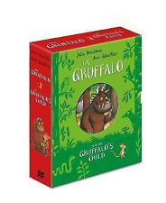 The Gruffalo and The Gruffalo's Child board book gift slipcase by Julia Donaldson (Multiple copy pack, 2014)