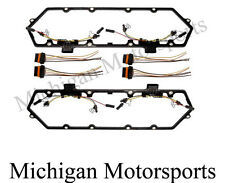 7 3 powerstroke glow plug harness 94 97 powerstroke 7 3l valve cover gasket w fuel injector glow plug harness