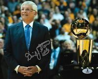 DAVID STERN SIGNED AUTOGRAPHED 8x10 PHOTO FORMER NBA COMMISSIONER BECKETT BAS