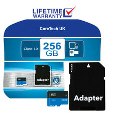 256GB NEW MICRO SD CARD CLASS 10 FOR MOBILE PHONES , CAMERAS , TABLETS , etc.