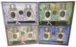 Twin Pack 80ml Fragrant Diffusers