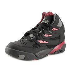 adidas Mutombo 2 Originals Mens C75206 Black Burgundy Basketball Shoes Size  8 f9d38a999