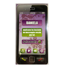 GEBURTSTAG ticket musical a telefon klingt sekretariat nome DANIELA
