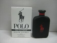 POLO RED EXTREME BY RALPH LAUREN 4.2 oz 125 ml PARFUM SPRAY TSTR NEW FOR MEN