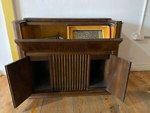 Vintage Philips Record Player/Radio Very RARE!