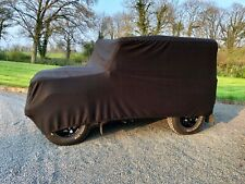 Land Rover Defender 90 110 Custom INTERIOR Fitted Fleece Dust Cover Free Bag