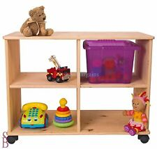Pine Solid Pattern Toy Boxes & Chests