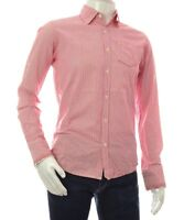SCOTCH SODA Herren hemd Men shirt cotton REGULAR ~ EU M