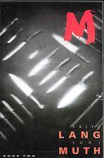 M No.2 / 1990 Fritz Lang & Jon J Muth