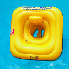INFLATABLE SWIM SAFE SWIMMING LEARNING AID BABY SEAT 0-12 MONTHS (STEP A) 27""