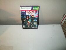 DANCE CENTRAL 2011 XBOX 360 Game DANCE SING 30 Pop Hip Songs COMPLETE