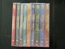 (9) Two and a Half Men Season DVD Lot: Seasons 1-9   All w/Slipcovers  Brand NEW