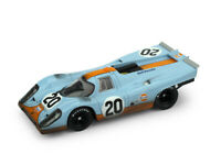 Model Car Scale 1:43 diecast Brumm Porsche 917K Dnf Lm vehicles road