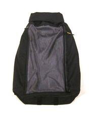 RARE Lululemon B3 Rolltop Backpack in Black w/ Hashtag Print Liner