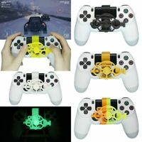 For Sony PS4 Game Controller Mini Steering Wheel PS4 Racing Gaming Accessories