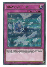 Diamond Dust DUSA-EN010 Ultra Rare Yu-Gi-Oh Card English 1st Edition Mint New