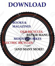 OLD ANTIQUE BICYCLE CATALOGUES BOOKS AND MAGAZINES DOWNLOAD