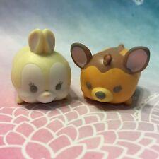 Disney Tsum Tsum Stack Vinyl Miss Bunny and Bambi Pastel Parade Easter LARGE