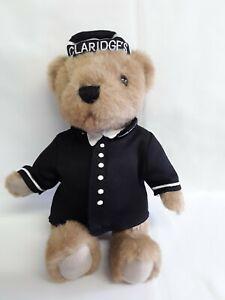 Claridges Hotel London Souvenir Teddy Bear 30cm Good Condition