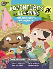 ADVENTURES IN LEARNING, PRE K - THINKING KIDS (COR) - NEW BOOK