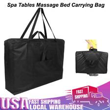 Portable Spa Tattoo Tables Massage Bed Carrying Bag Shoulder Bag Hand/Shoulder