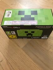 Minecraft Nintendo 2DS LL Creeper Edition Video Game Console (Japan)