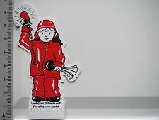 Aufkleber Sticker Feuerwehr - Fred Feuerwacht - Brände (5255)